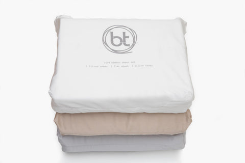 Bamboo Sheet Set - Queen Size