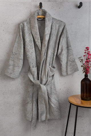 Bamboo Bath Robe - Medium