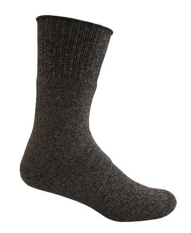 Bamboo Charcoal Hiking Socks Sizes Mens 4-6/Womens 6-8