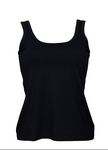 Bamboo Womens Loose Fit Singlet