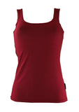 Womens Bamboo Singlets Firm Fit