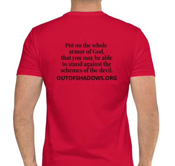 Ephesians T-shirt -NL6010 - OUT OF SHADOWS