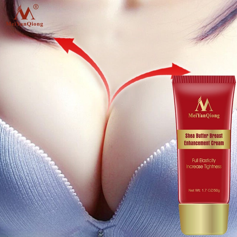 Herbal Breast Enlargement Cream Effective Full Elasticity Breast Enhancer Increase Tightness Big Bust Body Cream Breast Care 50g