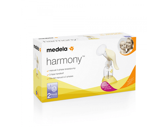 Extractor de leche Manual Harmony simple Medela