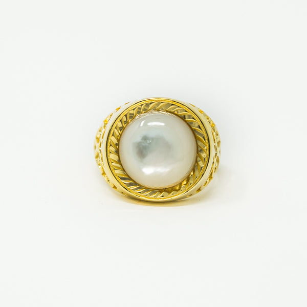 Sovereign Pearl | 18ct