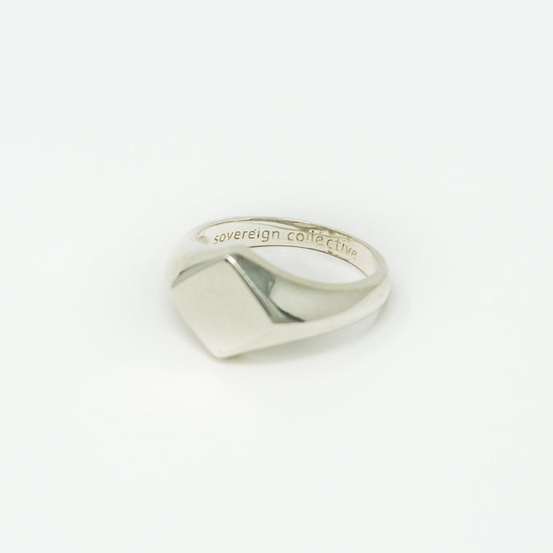 Solid silver | Inverse Signet