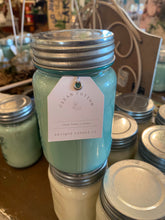Load image into Gallery viewer, Antique Candle Company Blue 16oz