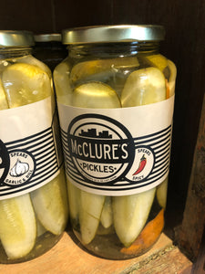Pickles- Spicy