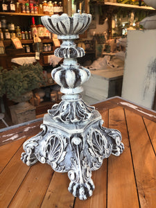 French Country Candle Holder