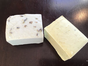 Sea Salt Cleansing Bricks
