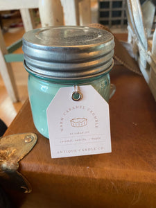 Antique Candle Company Blue 8oz
