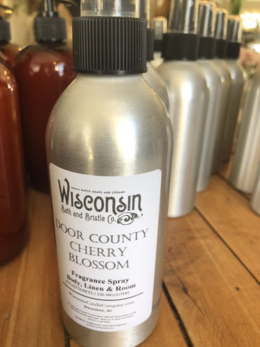 Wisconsin Candle Fragrance Spray