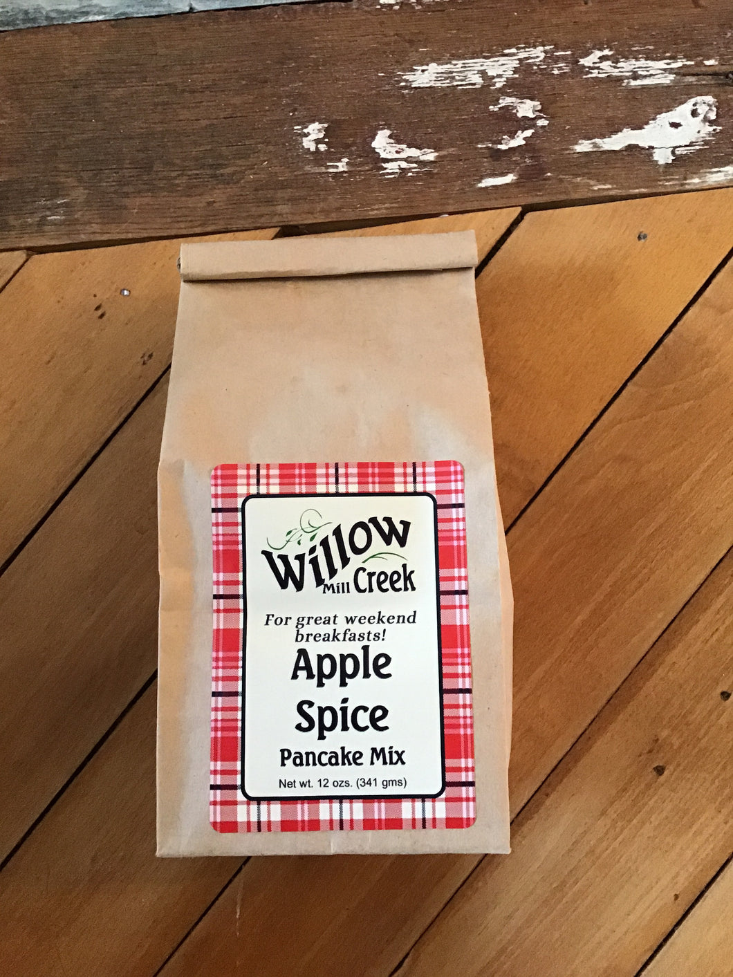 Apple Spice Pancake Mix