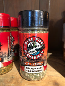 Seasoning- Salmon Rub