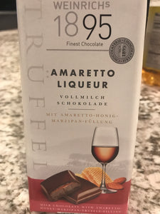 Amaretto Weinrich bar