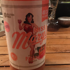 Miss Mary's Paloma