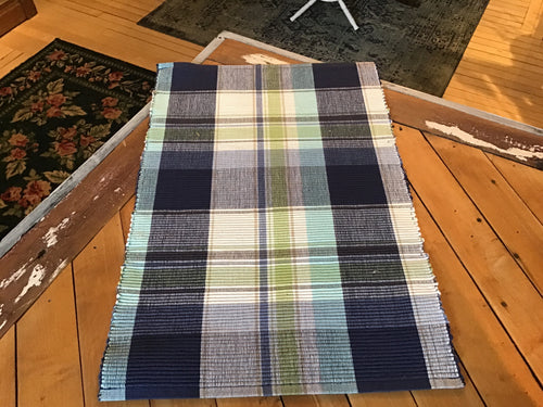 Plaid Placemat