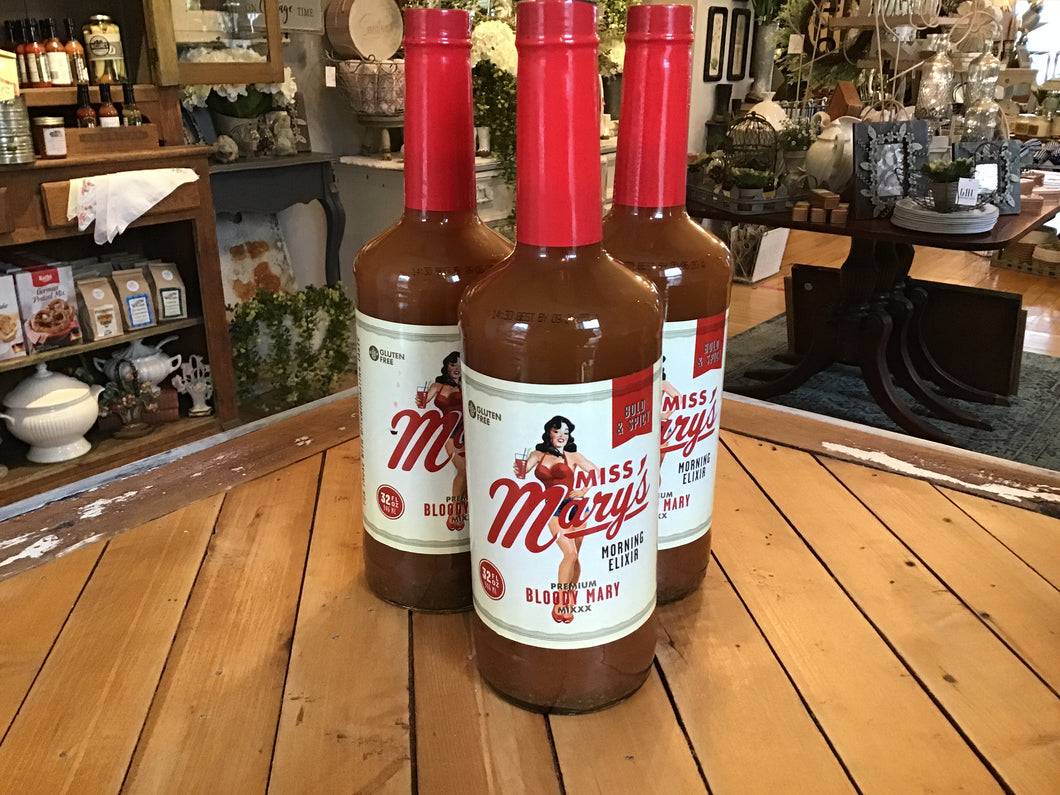 Miss Mary's bloody Mary mix Bold and Spicy