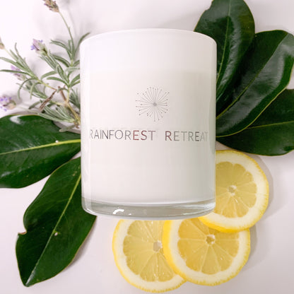 Introducing Our New Rainforest Retreat Candle And The Health Benefits Associated