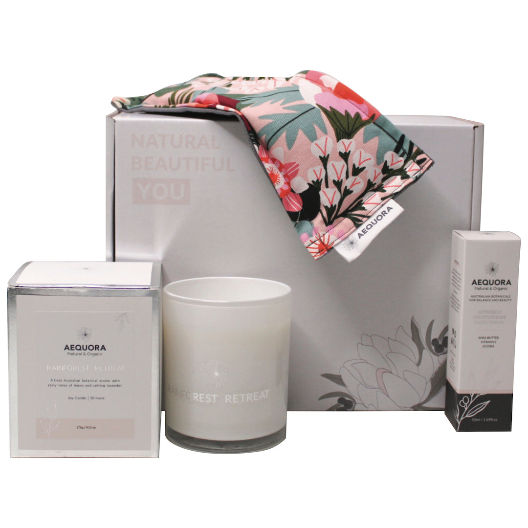 Australian Botanical Self Care Gift Box (with Intensely Moisturising Hand Cream) ***NEW!***