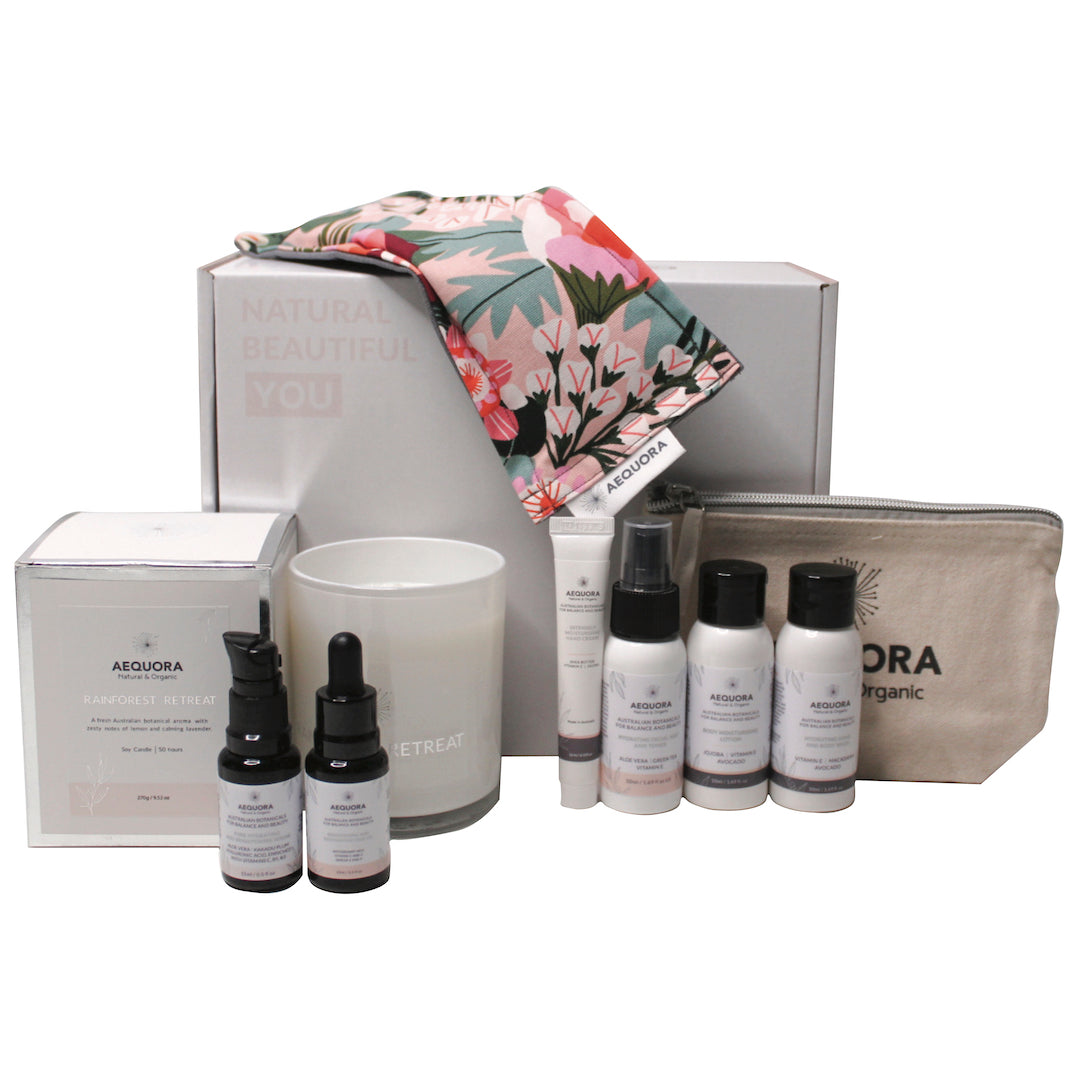 Australian Botanical Self Care Gift Box (Amazing Minis) ***NEW!***