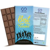 Best Friend Forever (Blue) Chocolate Bar
