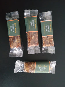 Dates and oats healthy bars ( 6 pc, 40 gm each)