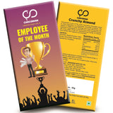 Employee of The Month (Purple) Chocolate Bar