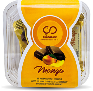 Mango Chocolate Tray