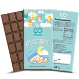 Congrulation It's A Boy (Blue)  Chocolate Bar