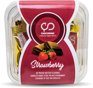 Strawberry Chocolate Tray