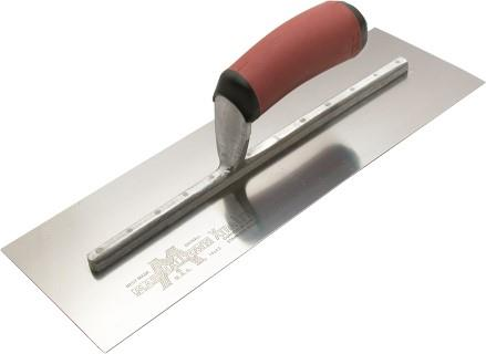 Marshalltown Curved Stainless Steel Drywall Trowel