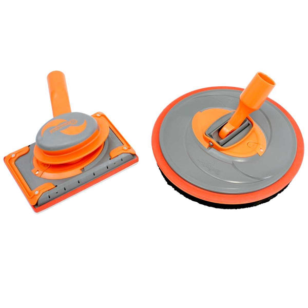 Full Circle Dustless Sanding System