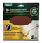 "Richard 9"" Hook & Look Radial Sanding Sheets (2 Pack)"