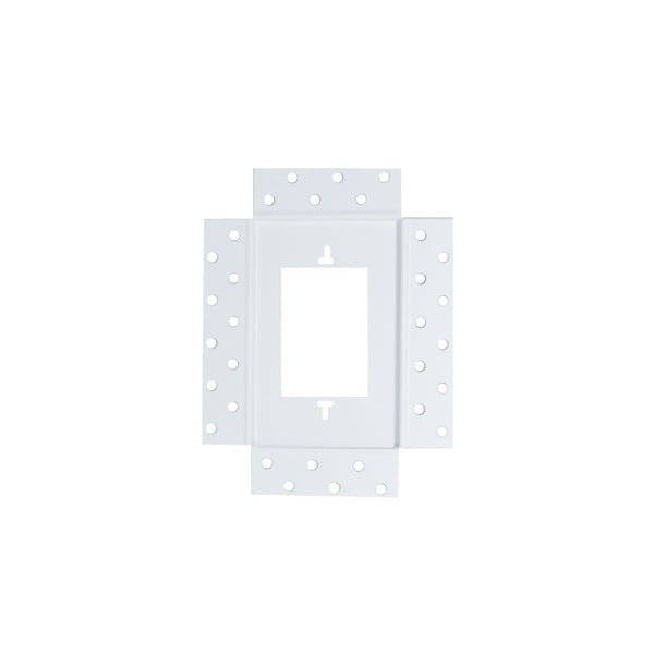 Aria Vent Drywall Receptacle Mount