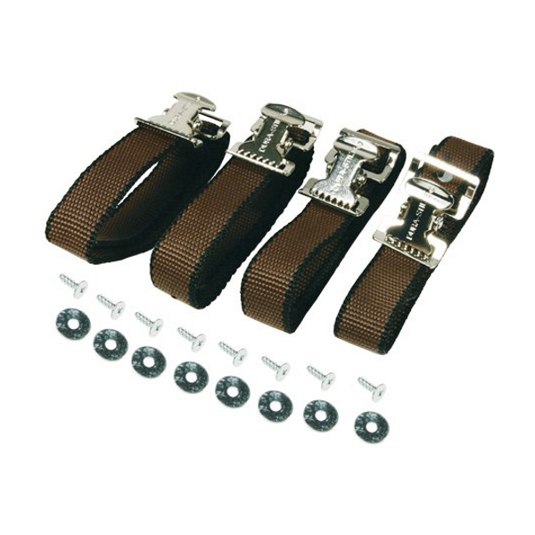 Dura-Stilts Dura-III Original Drywall Adjustable Stilts Parts - Toe & Arch Strap Kit