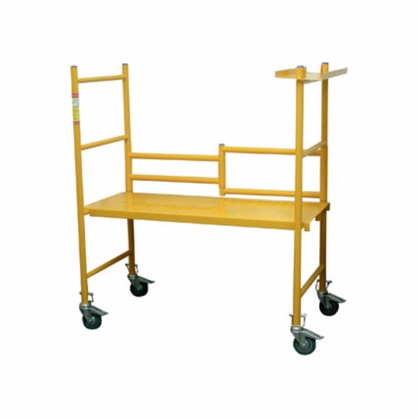"Circle Brand Mini-Mobile Scaffold with 4"" Castors"
