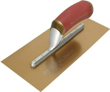 Marshalltown Golden Stainless Steel DuraFlex Trowel