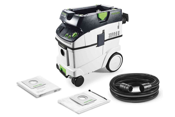 Festool Dust Extractor with Autoclean CT 36 E AC HEPA