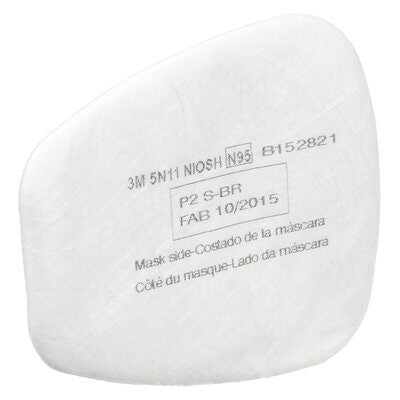 3M™ Particulate Filter, 5N11, N95 (Pack of 10)