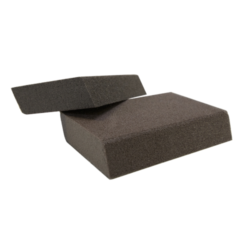 Trim-Tex Sanding Sponges – Dual Angle Block with Imperfections