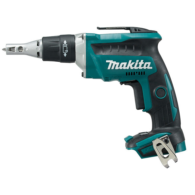 "Makita 1/4"" Cordless Drywall Screwdriver with Brushless Motor (Tool Only)"