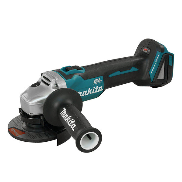 "Makita 4-1/2"" Cordless Angle Grinder with Brushless Motor (Tool Only)"