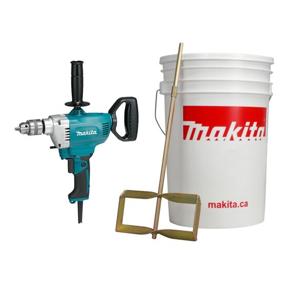 "Makita DS4012X1 1/2"" Spade Drill Kit"