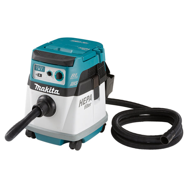 Makita DVC154LZXU 18Vx2 LXT Dry Only Vacuum Cleaner with AWS (15.0 L)