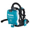 Makita DVC265ZXU 18Vx2 LXT Backpack Vacuum Cleaner with AWS (2.0 L) (Bare Tool)