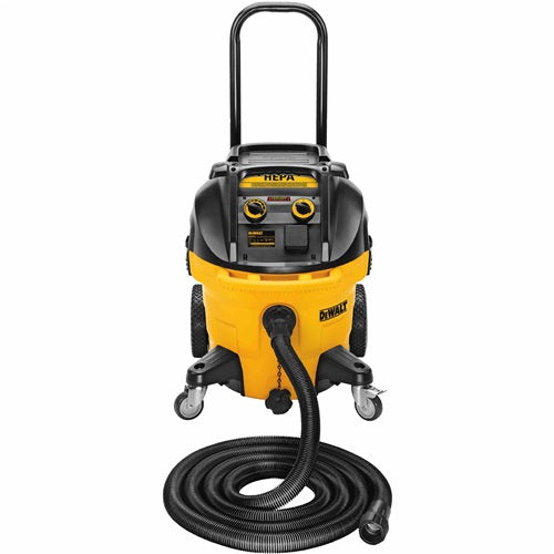 DeWalt 10 Gallon Wet/Dry HEPA Dust Extractor