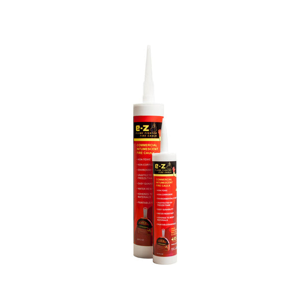 EZ Flame Fighter Intumescent Fire Caulk