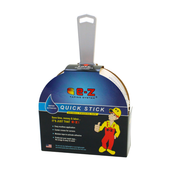 "EZ Quick Stick Joint Tape 1.89"" x 150'"