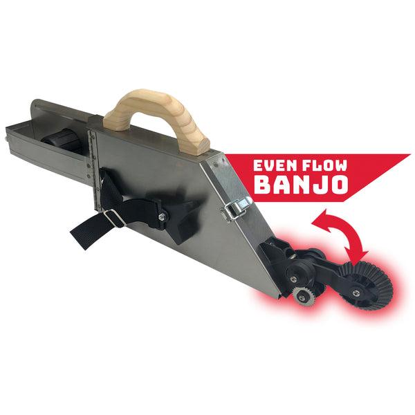 Advance 4620 Semi-Automatic Even Flow Taping Banjo